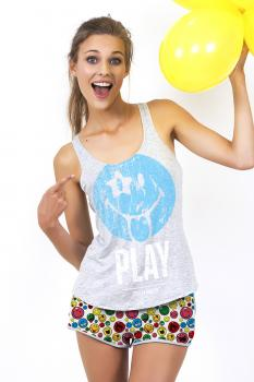 Pijama Smiley World Verano