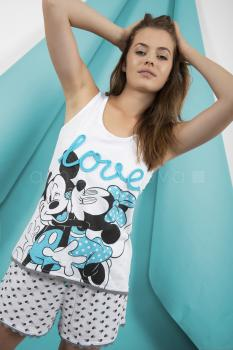 Pijama Disney Minnie & Mickey